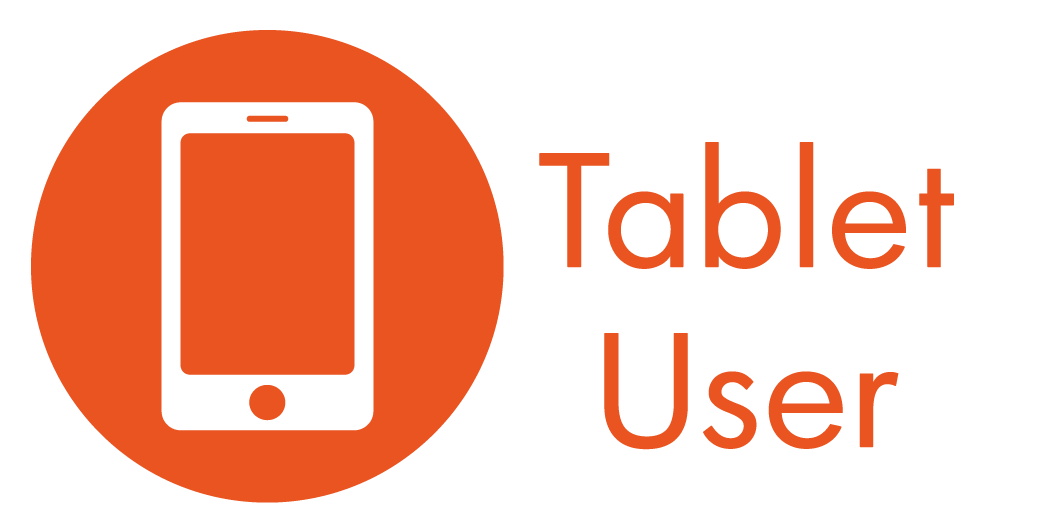 Tablet User